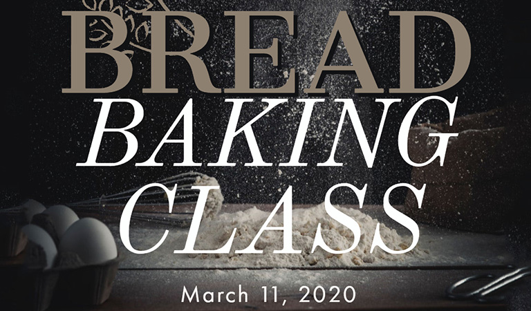 Break Baking Class