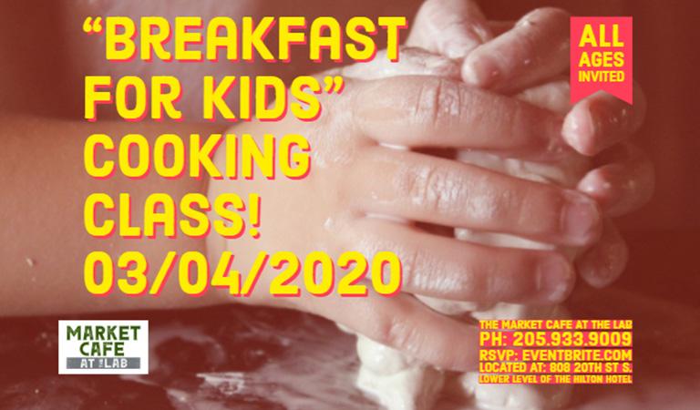 Breakfast for Kids