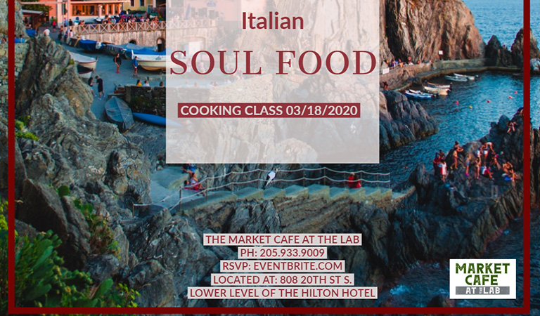 Italian Soul Food